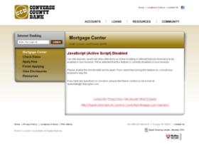 conversecountybank.mortgagewebcenter.com