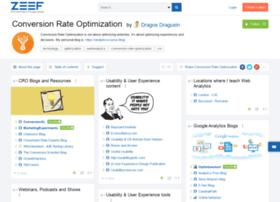 conversion-rate-optimization.zeef.com