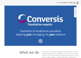 conversisglobal.com