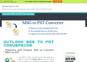 convert-msg-to-pst.oneminutesite.it