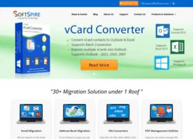 convertdbxintopst.softspire.com