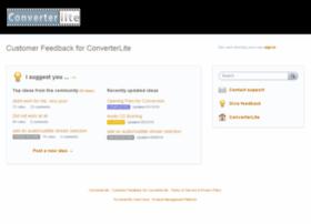 converterlite.uservoice.com