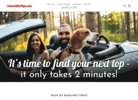convertibletops.com