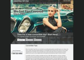 convertibletopsplus.com