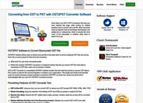 convertosttopst2007.ost2pstsoftware.com