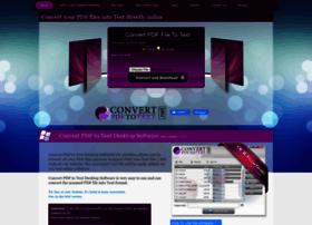 convertpdftotext.net