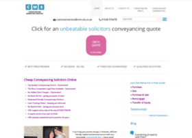 conveyancing-cms.co.uk