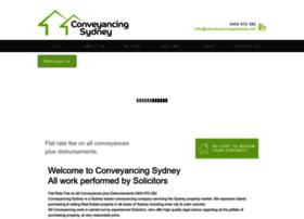 conveyancingsydney.net