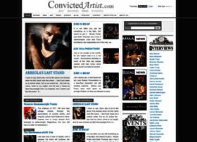 convictedartistmagazine.com