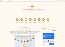 conviteriadaline.blogspot.com