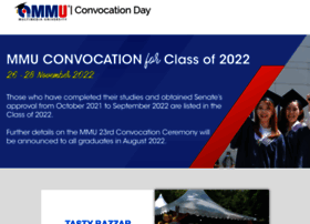 convocation.mmu.edu.my