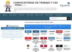 convocatoriabolivia.infomaz.com