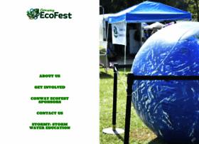 conwayecofest.com