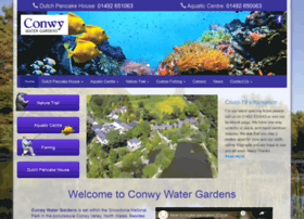 conwywatergardens.co.uk
