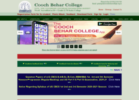 coochbeharcollege.org.in
