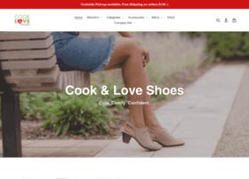 cookandloveshoes.com