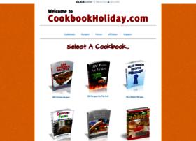 cookbookholiday.com