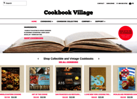 cookbookvillage.com