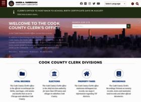 cookcountyclerk.com