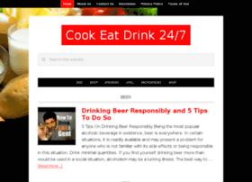 cookeatdrink247.com