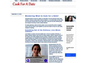 Cookforadate.com