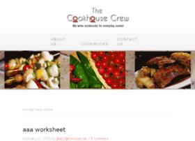 cookhousecrew.com
