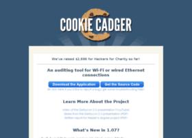 cookiecadger.com