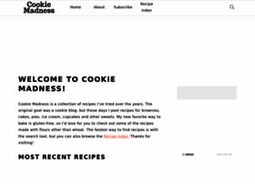 cookiemadness.net