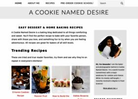 cookienameddesire.com