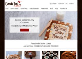cookietext.com