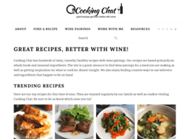 cookingchatfood.com