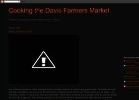 cookingdavisfarmersmarket.blogspot.com