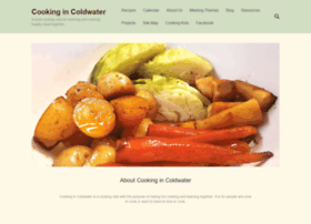 cookingincoldwater.org