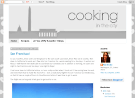 cookinginthecitydc.blogspot.com