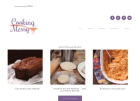 cookingismessy.com