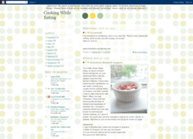 cookingwhileeating.blogspot.com