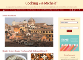 cookingwithmichele.com