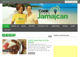 cooklikeajamaican.com