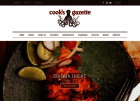 cooksgazette.com