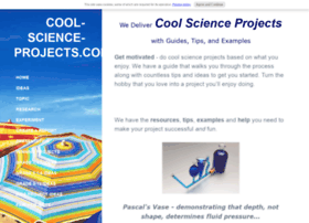 cool-science-projects.com