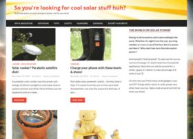 cool-solar-stuff.com