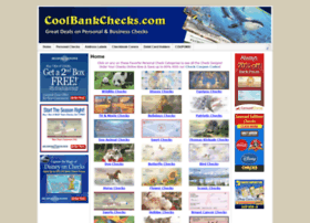 Choose from hundreds of personal check designs, order checkbook covers, address labels and more online from Checks Unlimited, #1 for Checks Direct!