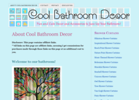 coolbathroomdecor.com