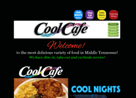 coolcafefranklin.com
