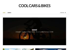 coolcarsandbikes.com