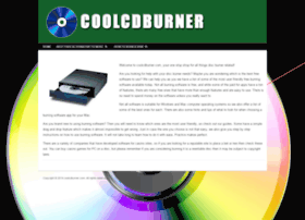 coolcdburner.com