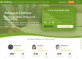 coolessay.com