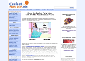 coolest-party-ideas.com