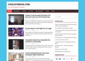 coolestbrain.com