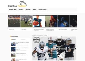 coolfoolfootball.com